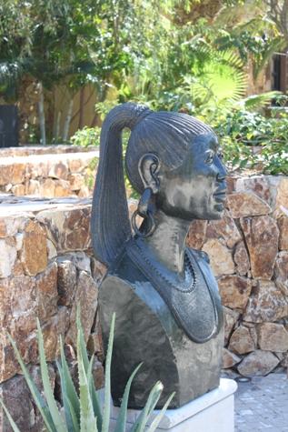 shona woman achicada