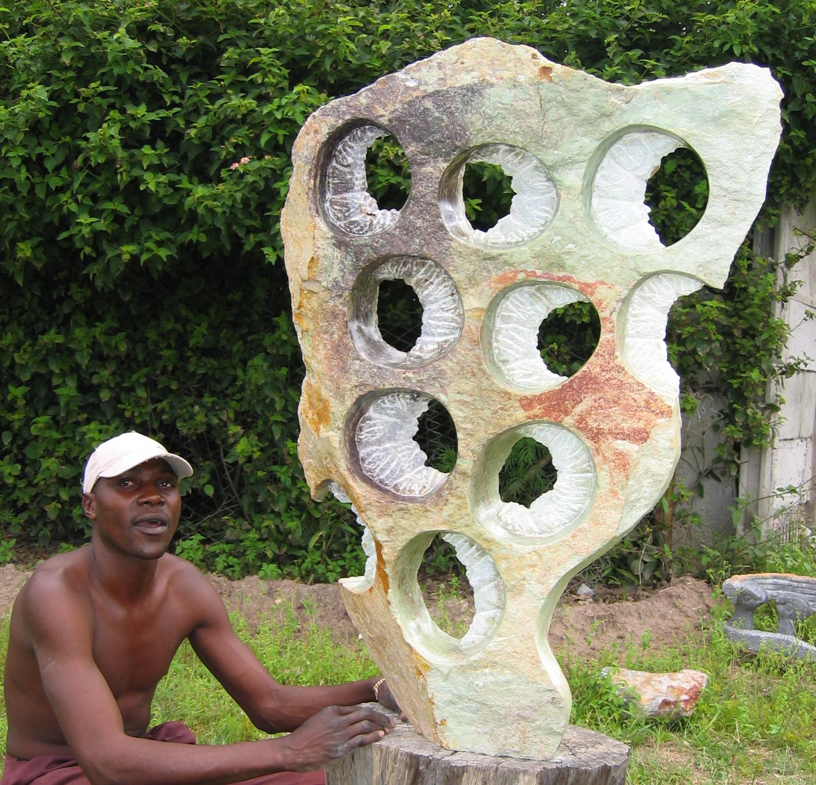 Shona african sculptures fine stone art by muvezi